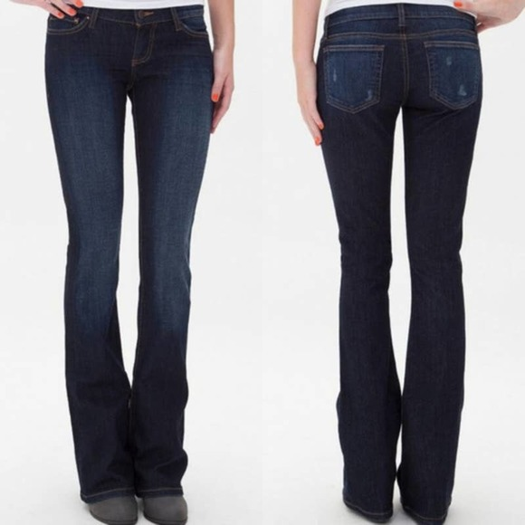 Buckle BKE Reserve Stella Kick Flare Jeans